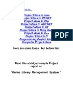 Computer Science Project Topics and Complete Materials | Nigeria ...