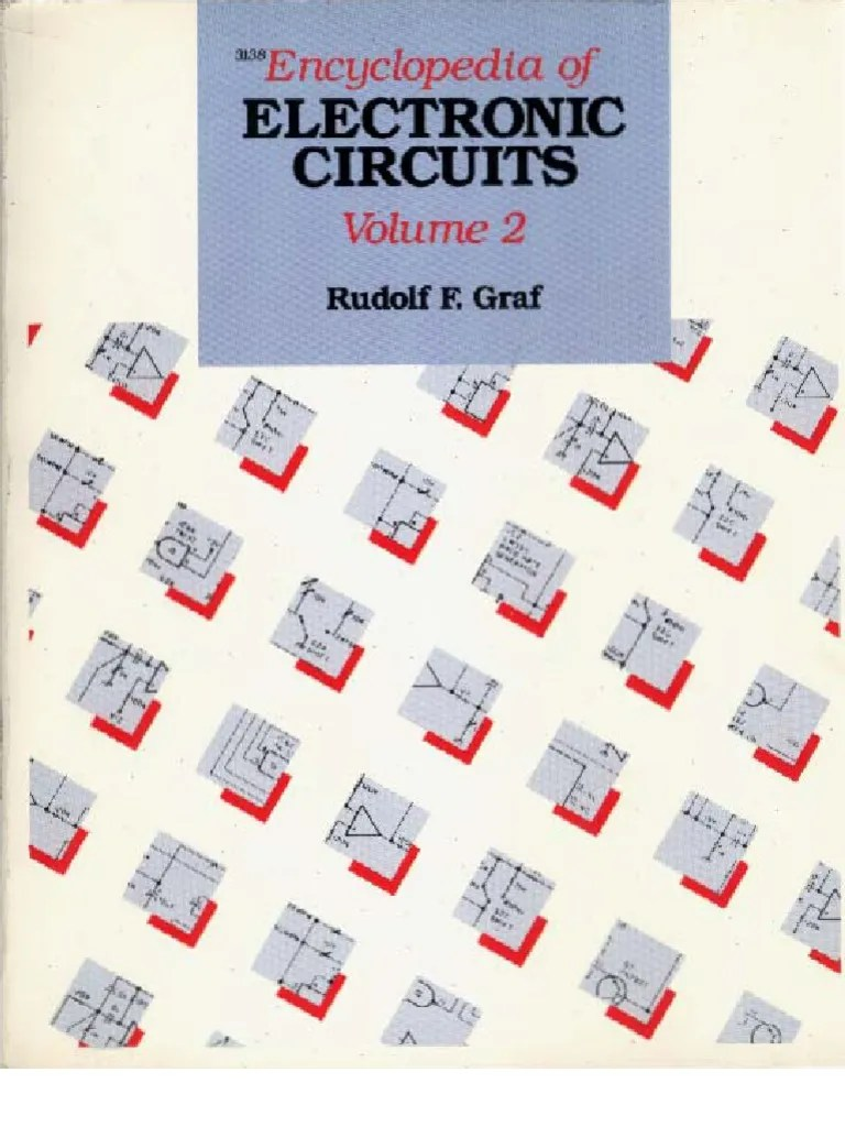 medium resolution of encyclopedia of electronic circuits volume 2 rudolf f graf mcgraw hill tab electronics 1988 amplifier operational amplifier