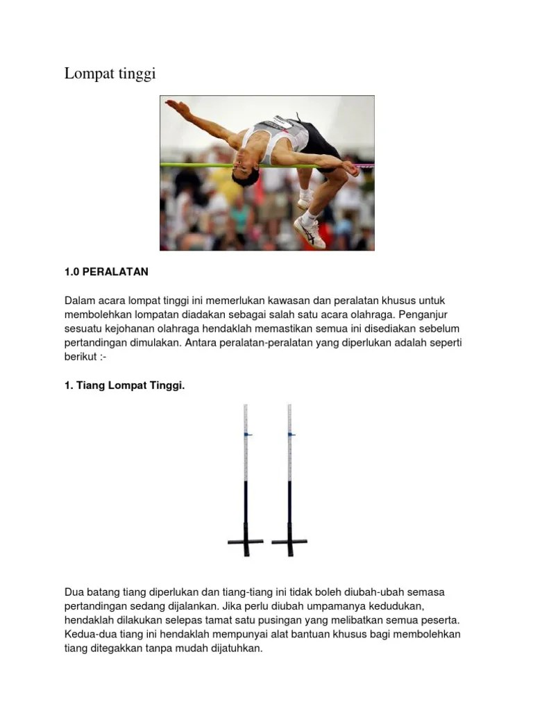 Game Lompat Tinggi : lompat, tinggi, Lompat, Tinggi