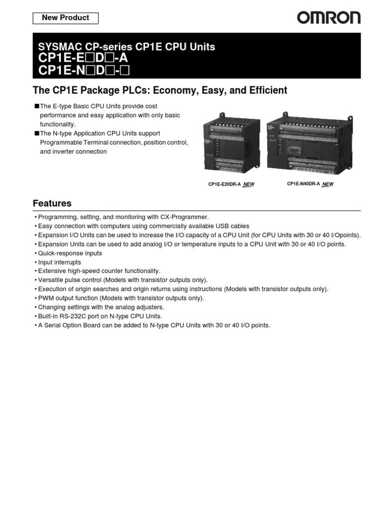 ladder diagram plc omron pdf [ 768 x 1024 Pixel ]