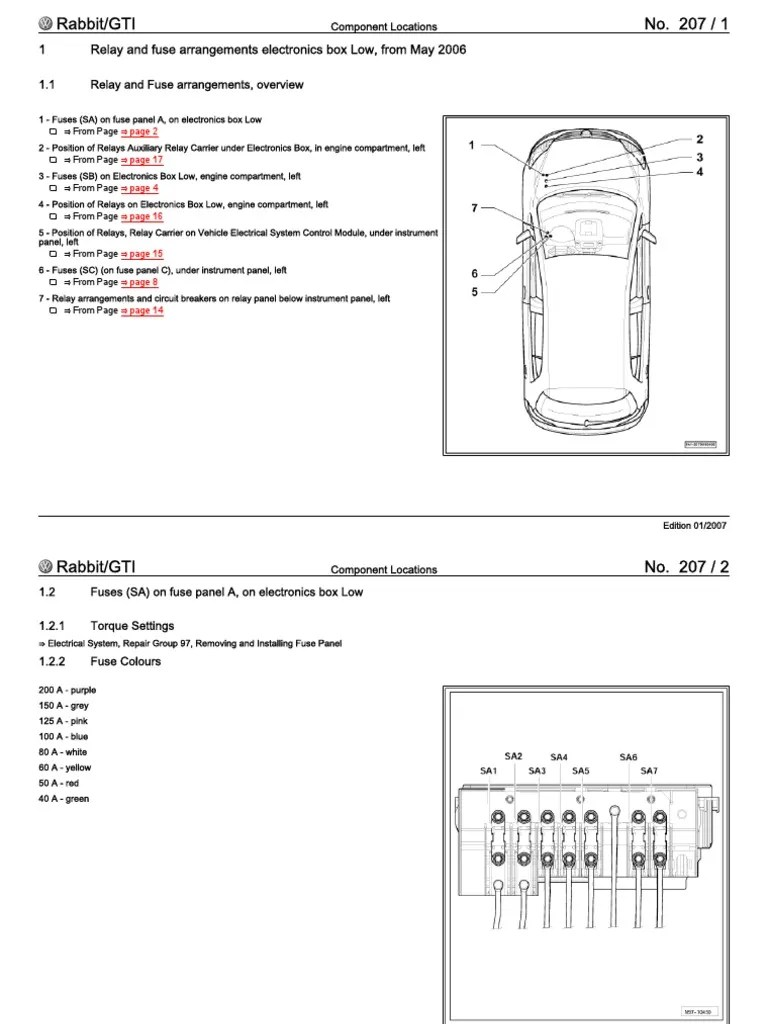 hight resolution of 2007 gti fuse box