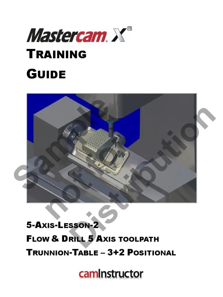trunion 5 axi milling machine diagram [ 768 x 1024 Pixel ]