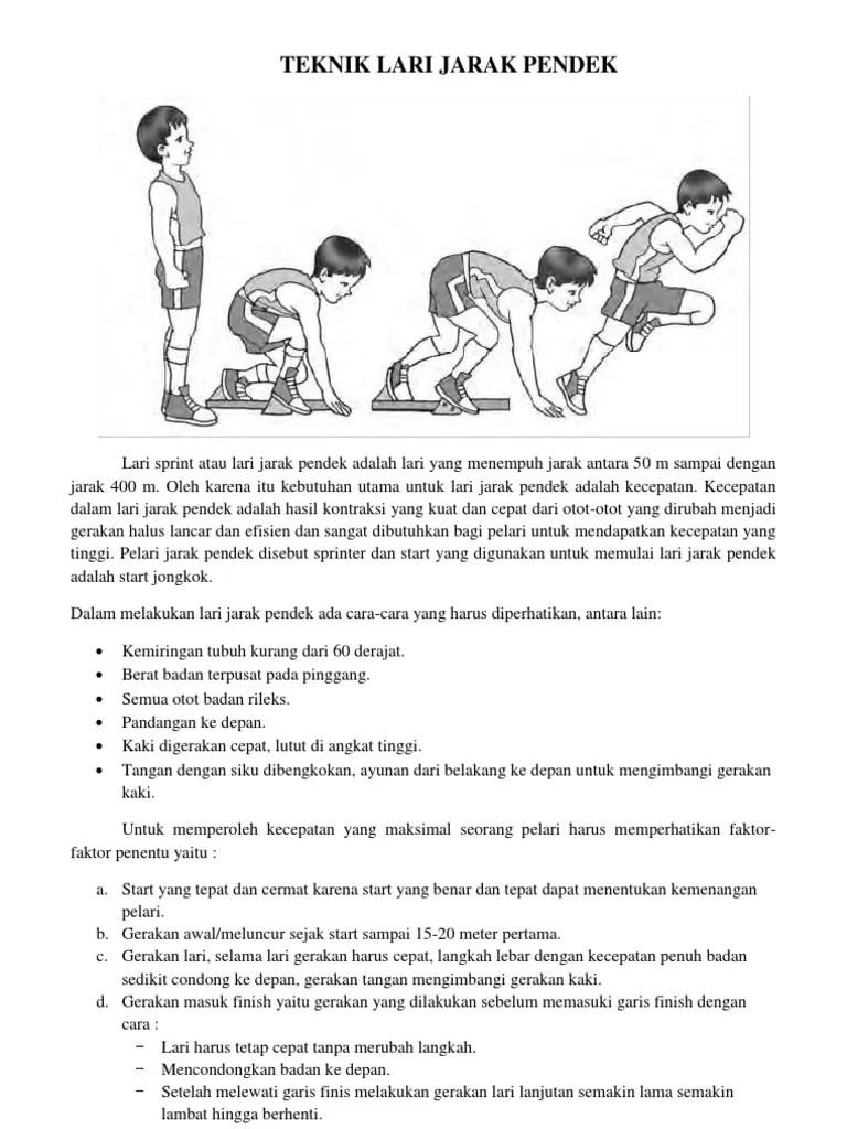 Teknik Gerakan Lari Jarak Pendek : teknik, gerakan, jarak, pendek, TEKNIK, SPRINT.docx