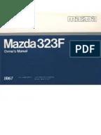Mazda B3 engine service manual | Electrical Connector | Brake
