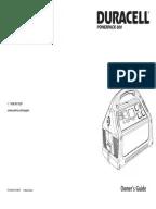 6866CJ-C11 Eliminator Battery Charger 011-1519-6
