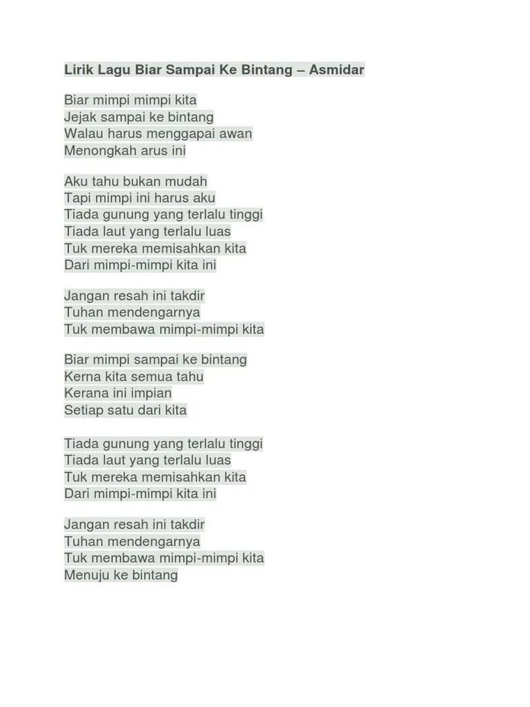Lirik Lagu Anggun Mimpi : lirik, anggun, mimpi, Mimpi, Lirik