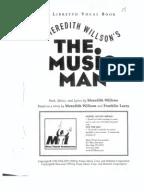The Little Mermaid Script + Musics