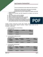 Makalah statistik ekonomi lanjutan analisis variansi. Pdf Pdf