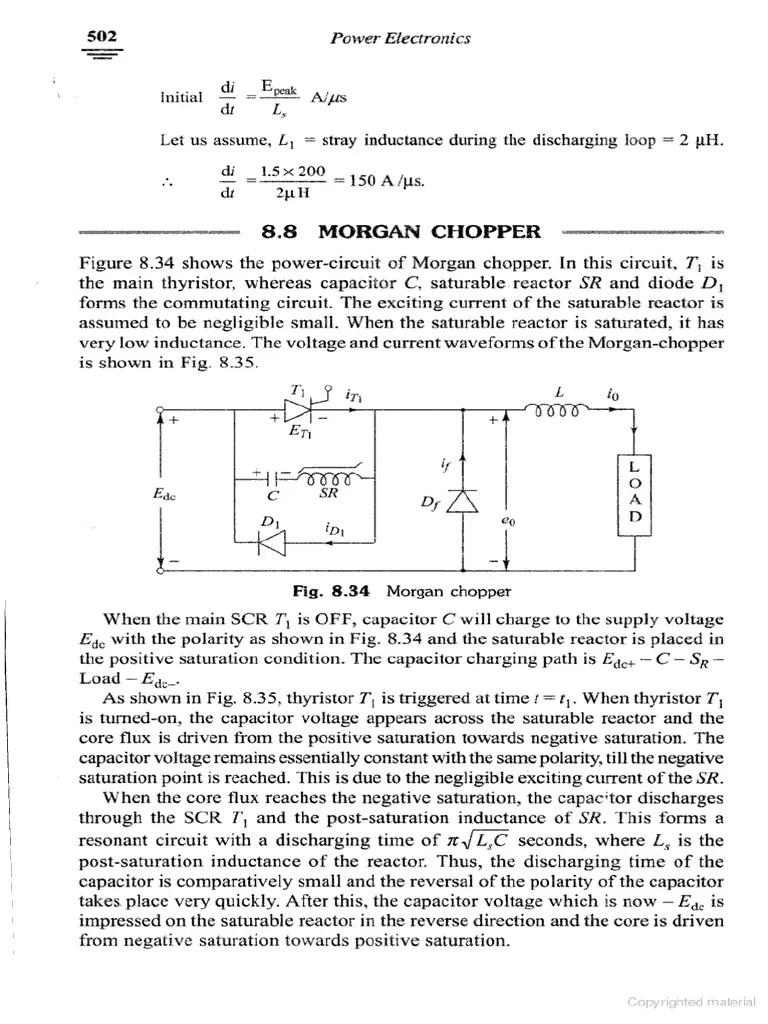 circuit diagram jone chopper [ 768 x 1024 Pixel ]