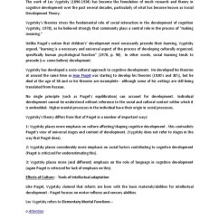 Piaget Vs Vygotsky Venn Diagram Balanced Jack To Xlr Wiring Lev Cognitive Development 2018 12 28