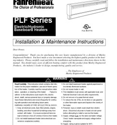 marley series c baseboard heater wiring diagram efcaviation com marley series c baseboard heater wiring diagram marley thermostat wiring diagram fahrenheat  [ 768 x 1024 Pixel ]