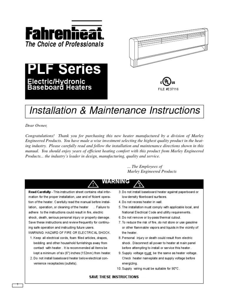 medium resolution of marley series c baseboard heater wiring diagram efcaviation com marley series c baseboard heater wiring diagram marley thermostat wiring diagram fahrenheat