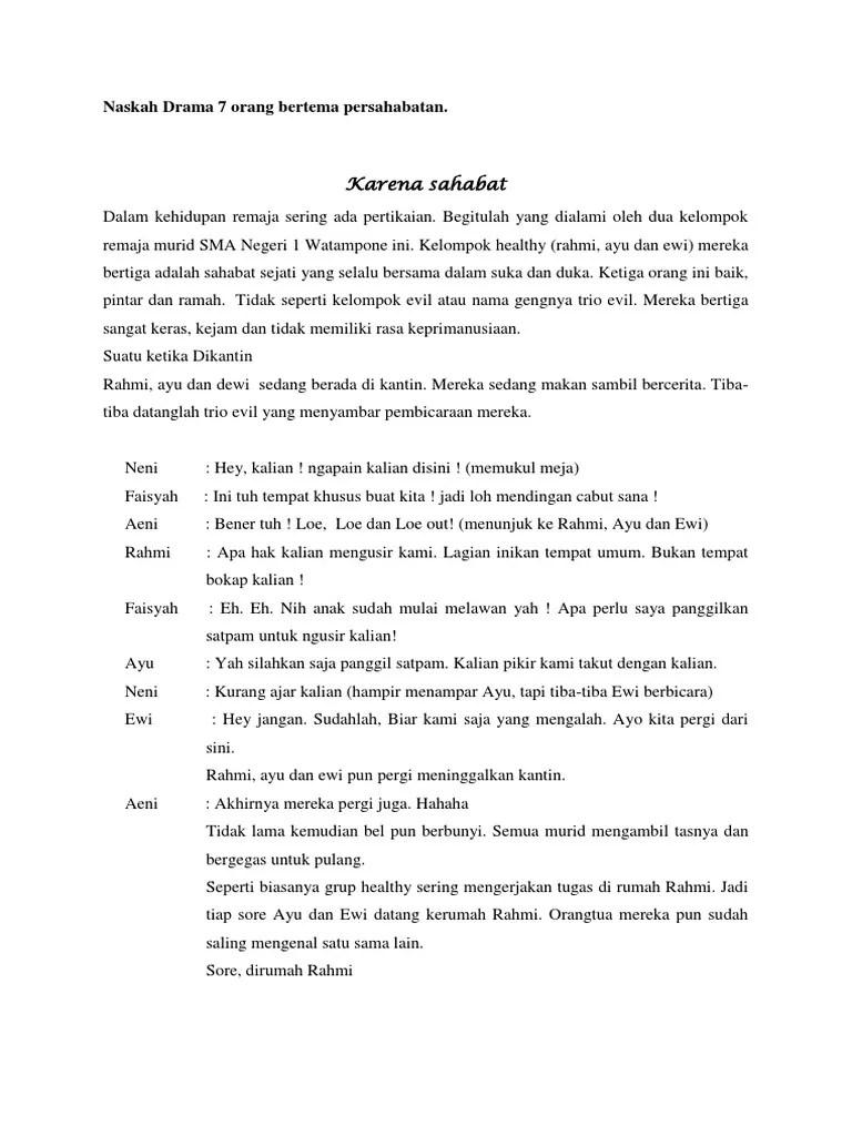Contoh Tema Drama : contoh, drama, Archives, Gugurep