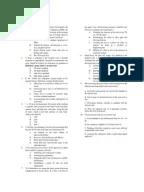 Operating Room Checklist