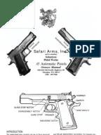 Ruger p95 Instruction Manual