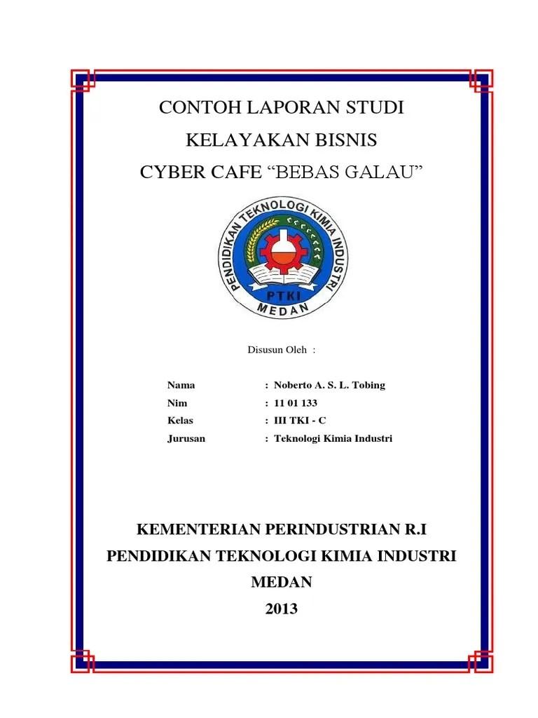 PDF Studi Kelayakan Bisnis Untuk Wirausaha