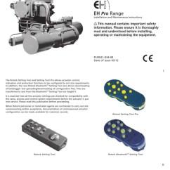 Rotork Wiring Diagram Awt Semi Trailer Actuator Manuals Free For You Manual Valve Rh Scribd Com Maintenance Pdf