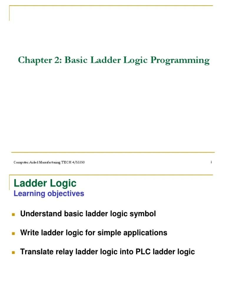 plc ladder diagram symbol pdf [ 768 x 1024 Pixel ]