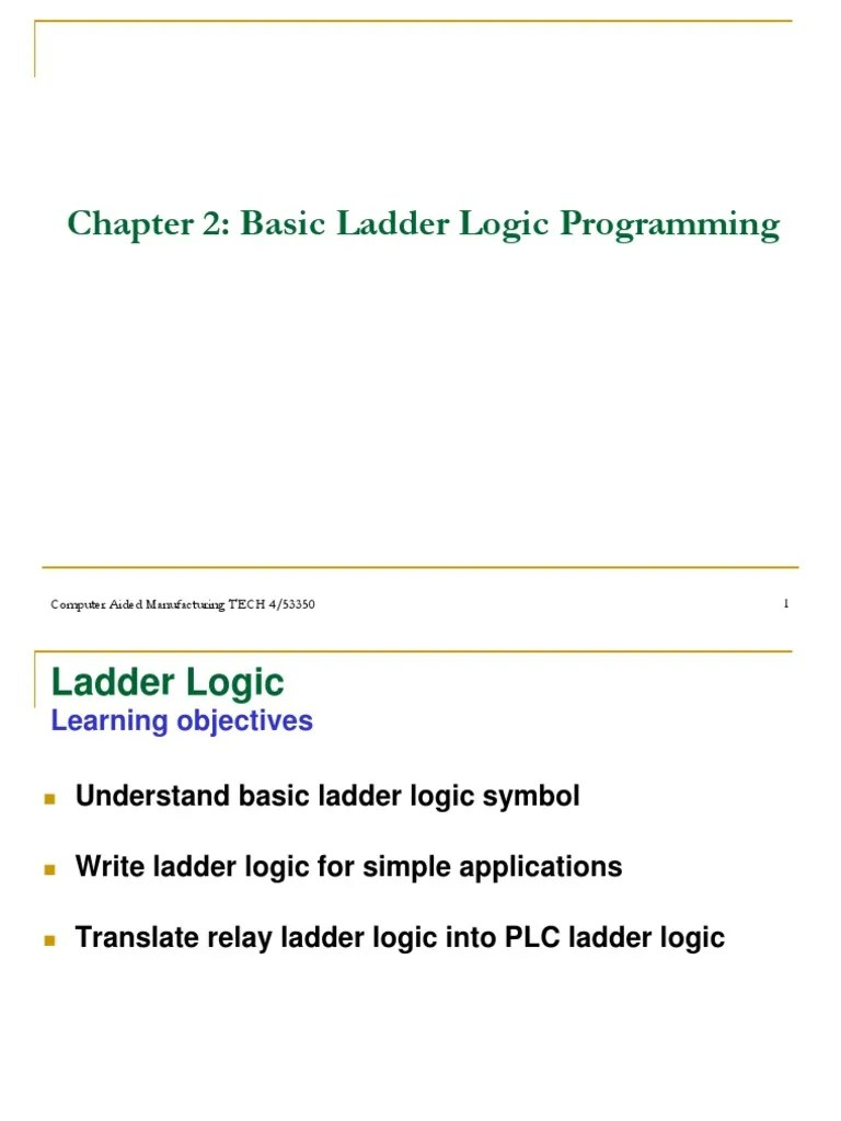 small resolution of plc ladder diagram symbol pdf