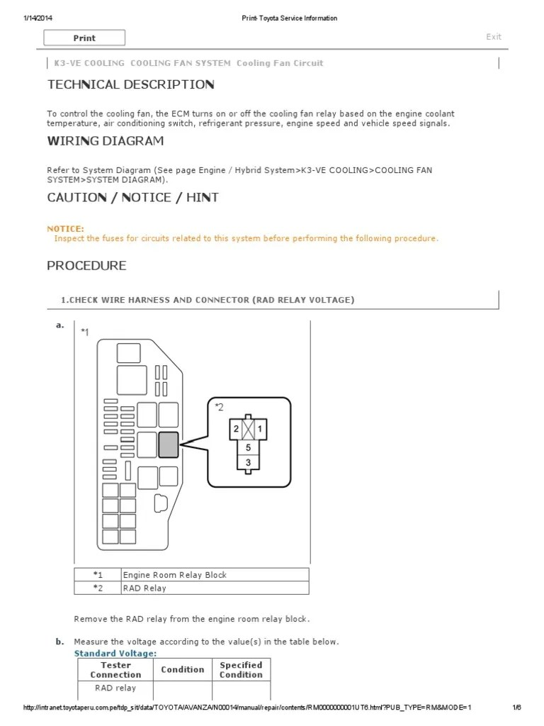 medium resolution of k3 ve cooling cooling fan system cooling fan circuit relay circuit diagram 3 way switch with dimmer circuit diagram k3