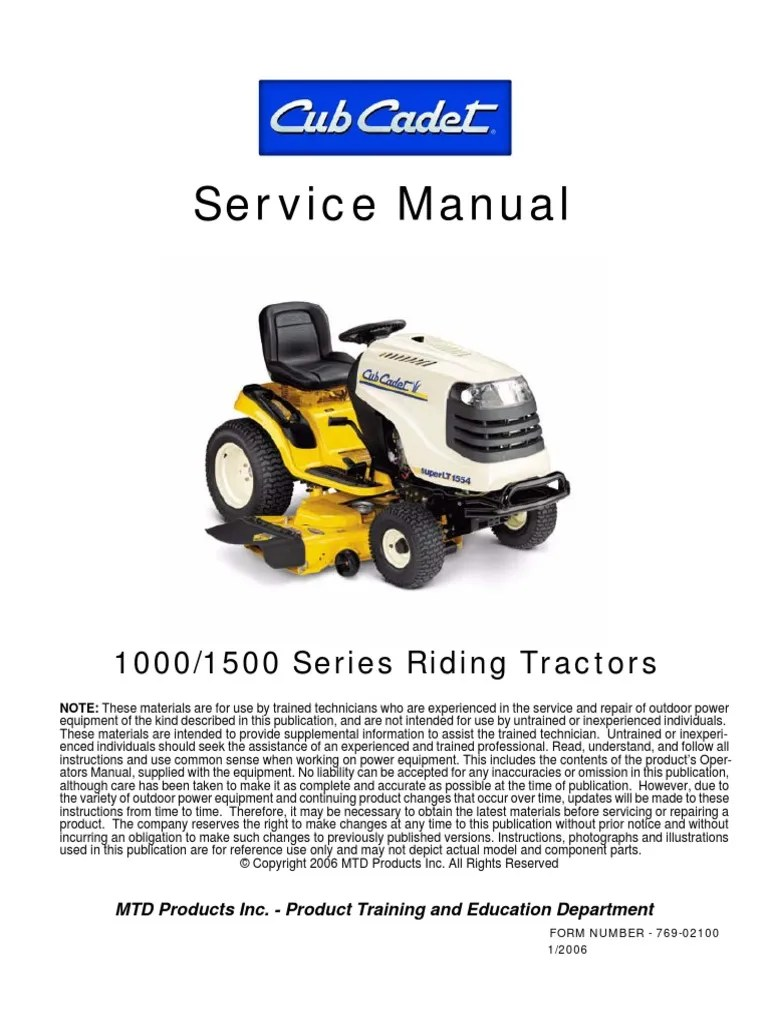 small resolution of wiring diagram for cub cadet ltx 1040