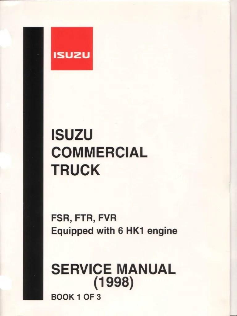 small resolution of isuzu fsr fuse box