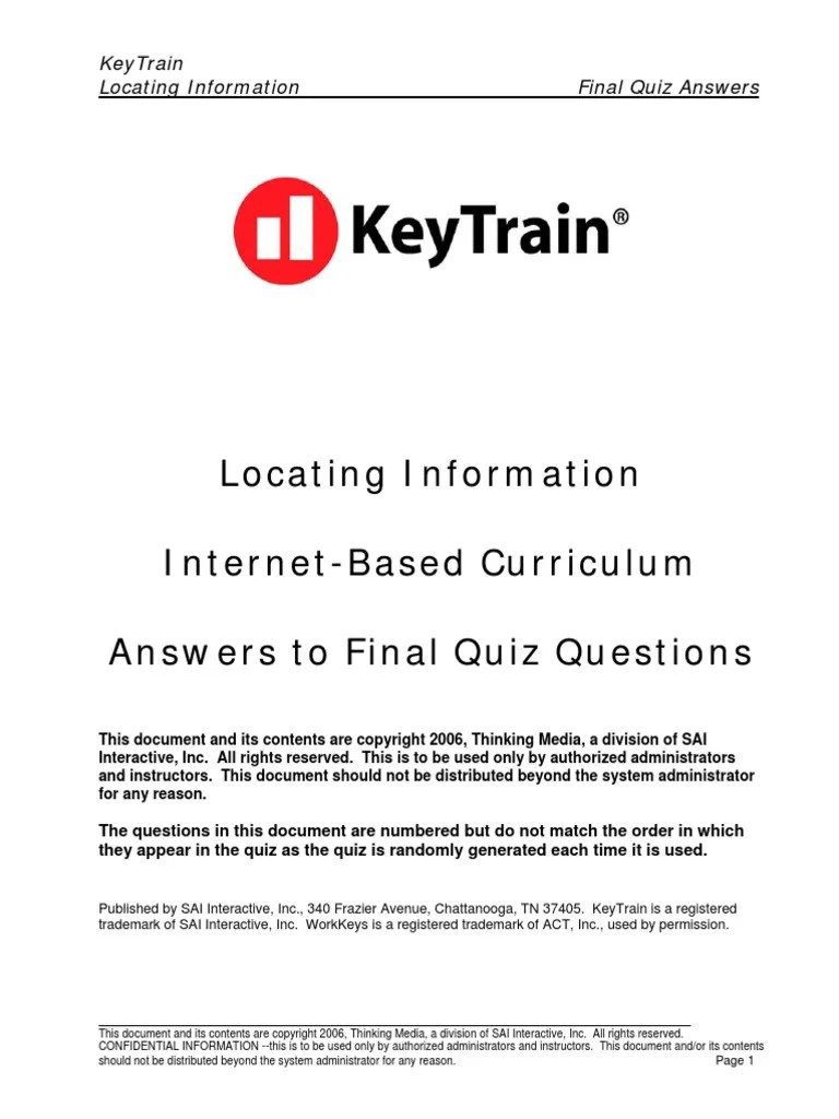 small resolution of keytrain locating information level 1 6 answers chart cardiopulmonary resuscitation