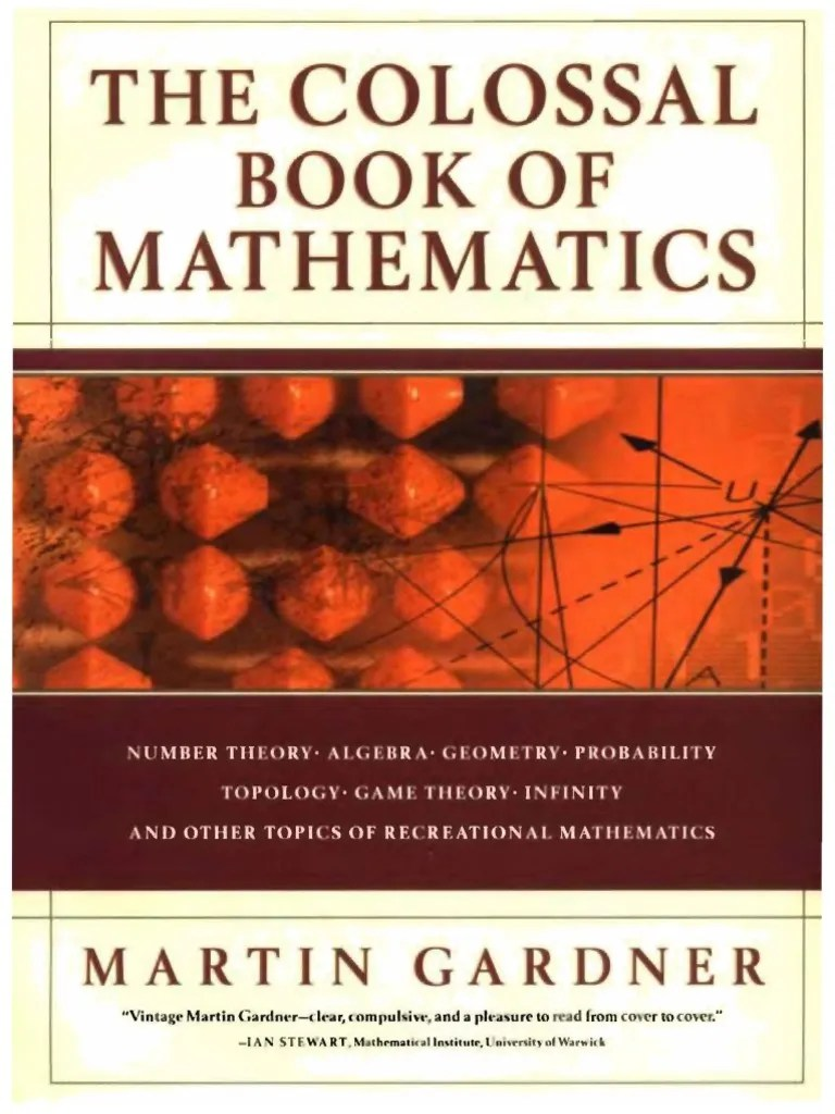 The Colossal Book Of Mathematics Gnv64