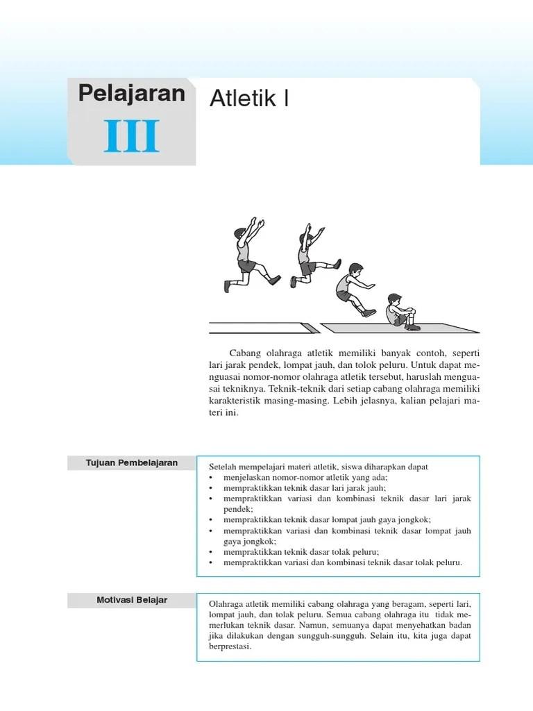 Pengertian Lari Jarak Jauh Dan Tekniknya : pengertian, jarak, tekniknya, 2_Penjaskes-Kelas-7