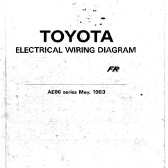 Jdm Ae86 Wiring Diagram Dish Tv Corolla Gt Electricalo Diagrams Eur Aus