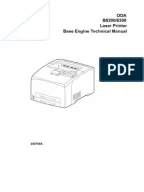 OKI C9600 C9800 Parts Manual