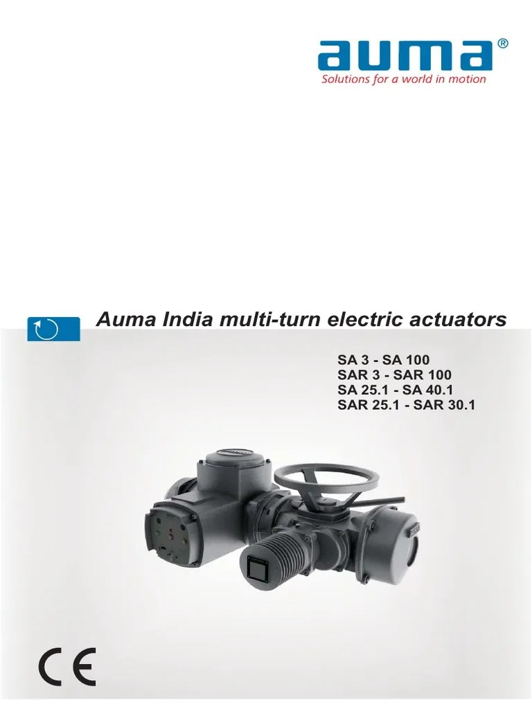 small resolution of auma actuator wiring diagram