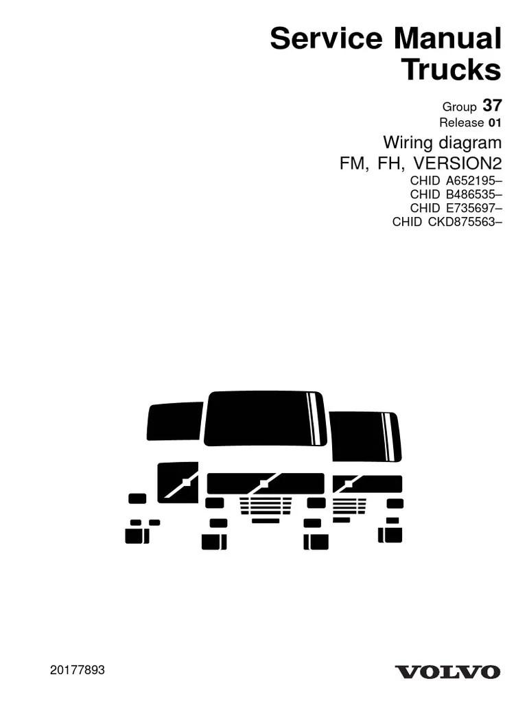 Volvo Bus B7 B9 B12 Wiring Diagram Wiring Diagram ~ ODICIS