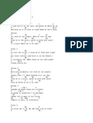 Perlahan Chord G : perlahan, chord, Structure