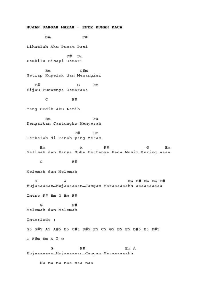 Chord Desember Erk : chord, desember, Chord, Desember, Rumah, Goreng