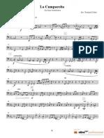 La cumparcita bass trombone also tuba fingering chart musical techniques rh scribd