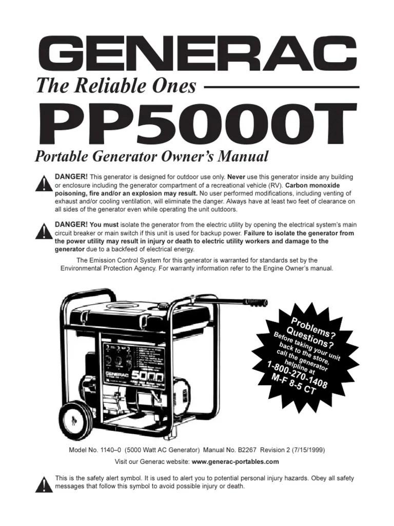 generac 5000 watt generator ac power plugs and sockets alternating current [ 768 x 1024 Pixel ]