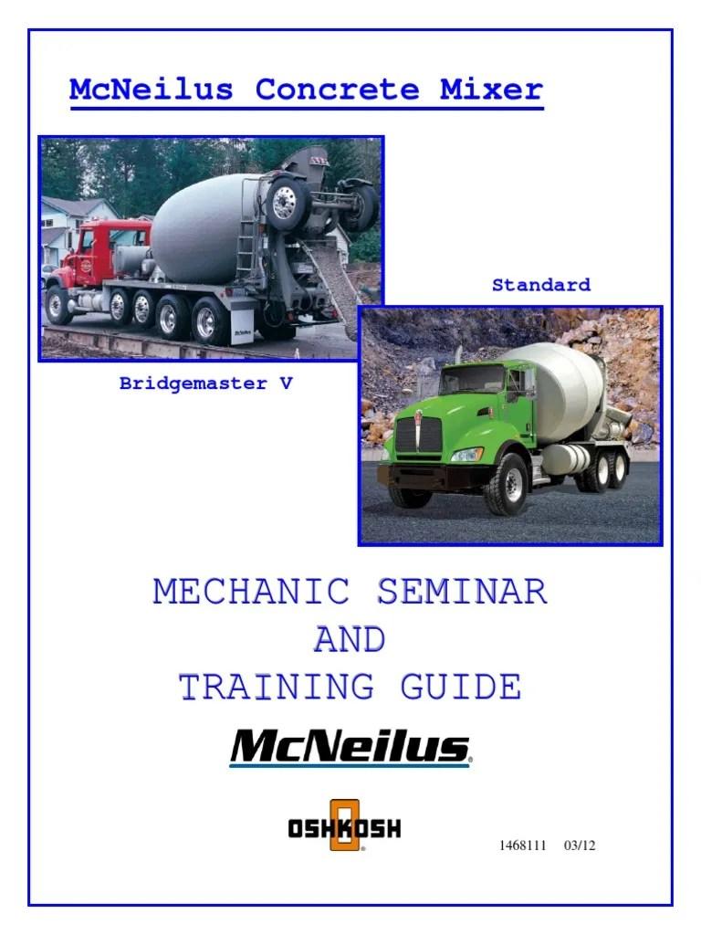 small resolution of entrenamiento mc neilus valve pump mcneilus wiring schematic