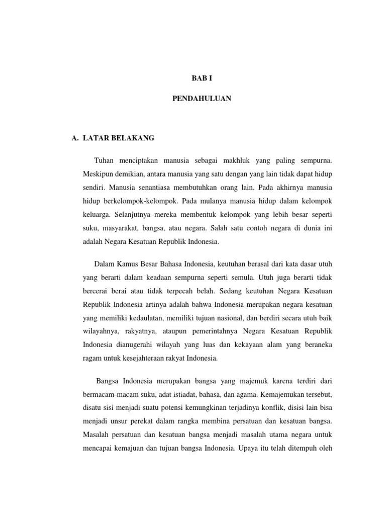 Makalah Persatuan Dan Kesatuan Bangsa : makalah, persatuan, kesatuan, bangsa, Persatuan, Kesatuan, Bangsa