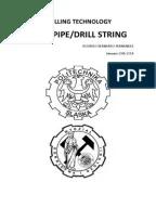 GrantPrideco Drill Pipe Data Tables