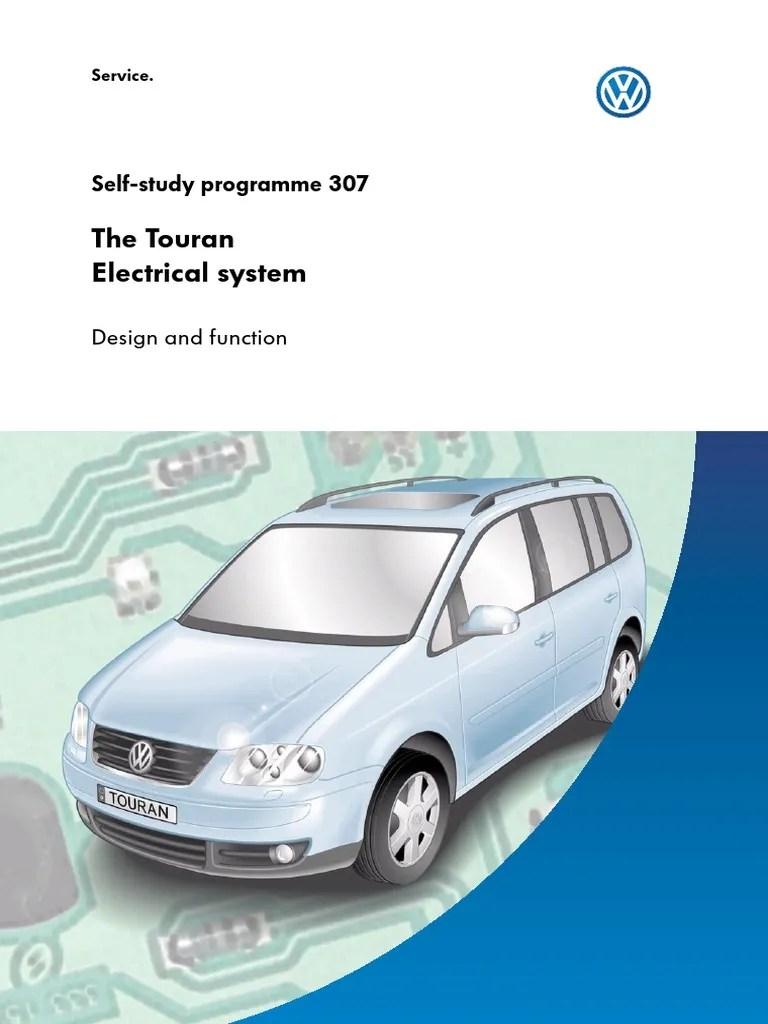 hight resolution of vw touran wiring diagram pdf