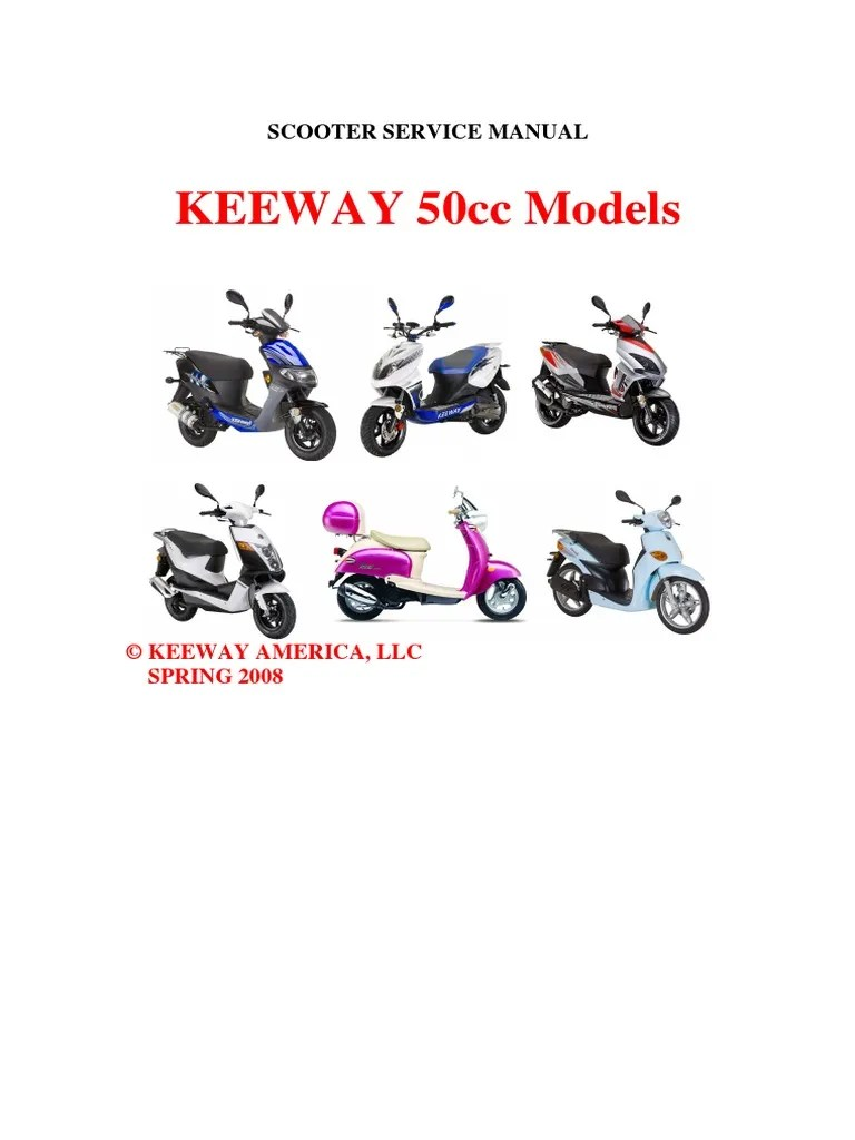 medium resolution of keeway 50cc 2t service manual internal combustion engine carburetor 50cc quad ignition wiring diagram keeway 50cc 2 stroke wiring diagram