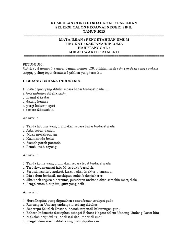 Contoh Soal Tes Kemampuan Dasar Bumn : contoh, kemampuan, dasar, Contoh, Assessment, Kumpulan, Bocoran, Terlengkap