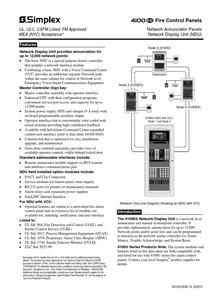 small resolution of fire alarm wiring diagram pdf