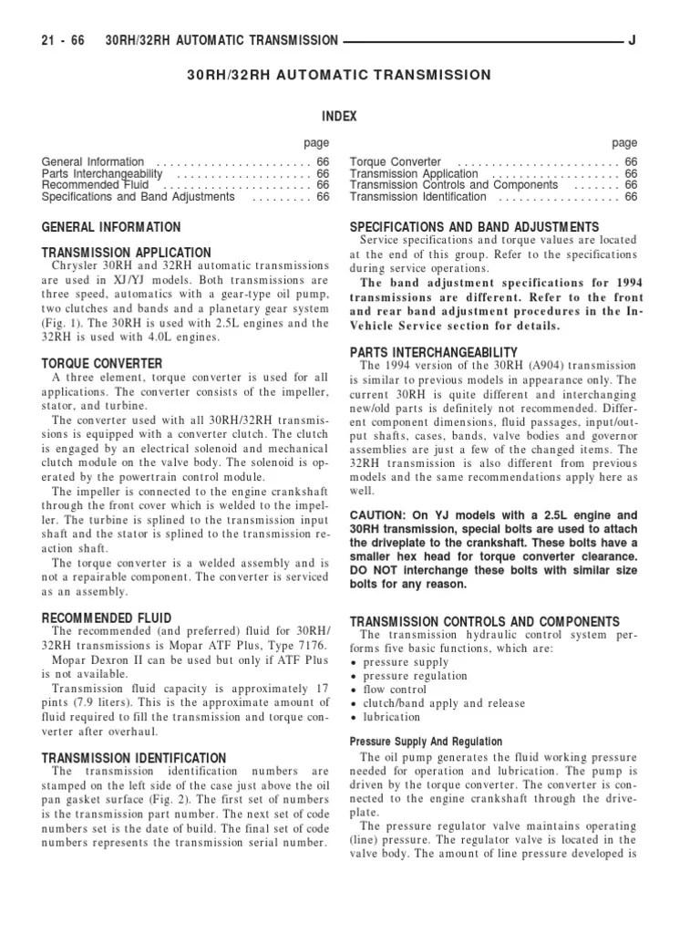 small resolution of 30rh 32rh automatic transmission manual transmission automatic transmission
