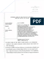 Defendants Motion to Strike Plaintiffs Responses