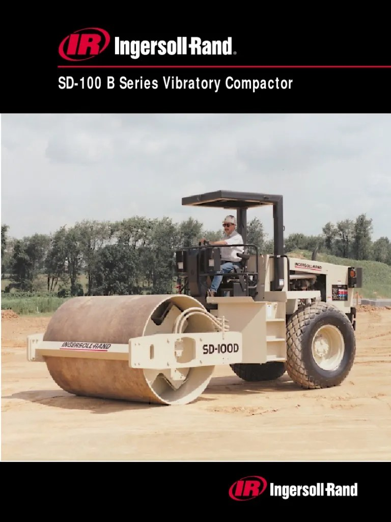 small resolution of ingersoll rand sd100d service manual various owner manual guide u2022 rh justk co ingersoll rand sd100