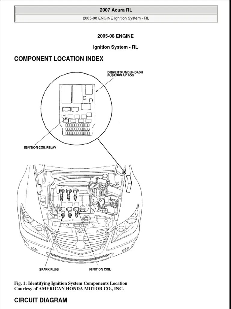 small resolution of 2007 acura rl wiring diagram wiring diagram databasewrg 4669 2005 acura rl fuse diagram 2007