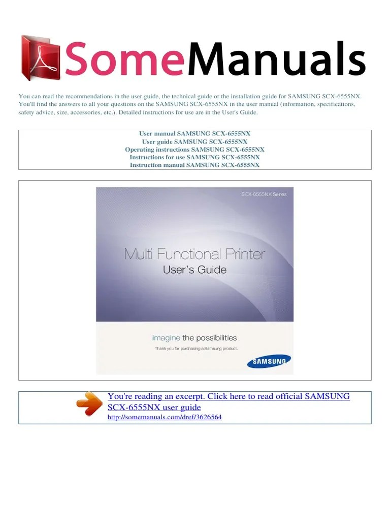 medium resolution of  array user manual samsung scx 6555nx e pdf fax ac power plugs and sockets rh