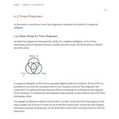 Venn Diagram Syllogism Aem Uego Sensor Wiring Explanation Validity Argument